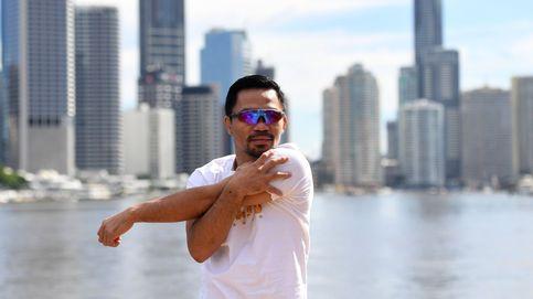 Manny Pacquiao en Australia