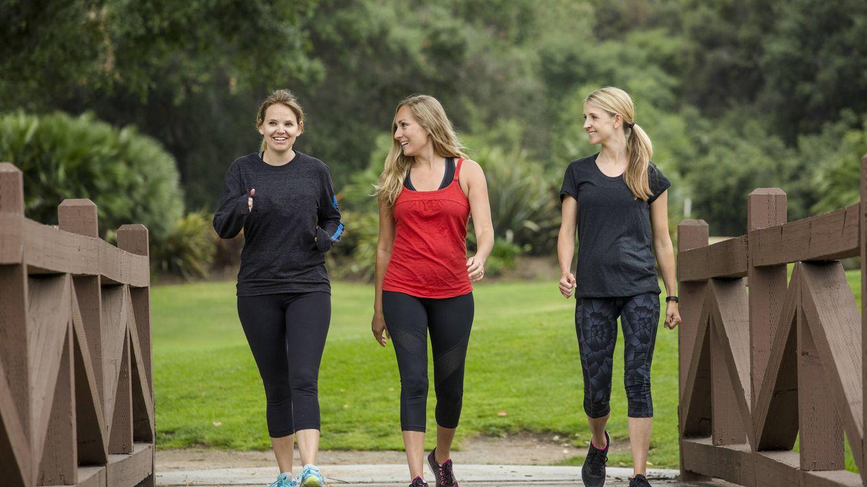 El método para caminar y quemar calorías como si estuvieras corriendo