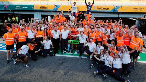 Nueve años y más de 3.000 días: la increíble manera en la que McLaren volvió a ganar