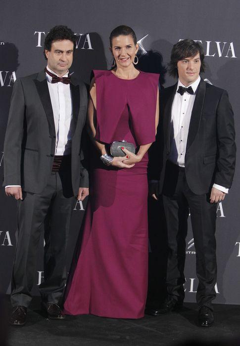 Foto: Jaime de Marichalar es siempre uno de los invitados fijos en los premios de moda de la revista Telva