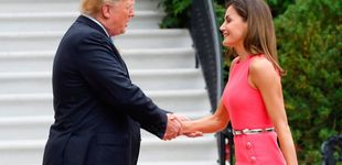 Post de Así habla la prensa americana del duelo de estilo entre Melania Trump y la reina Letizia