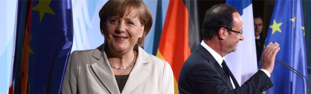 Hollande planta cara a Merkel: el pacto fiscal se renegociará