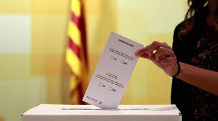Camelos catalanes: democracia es votar