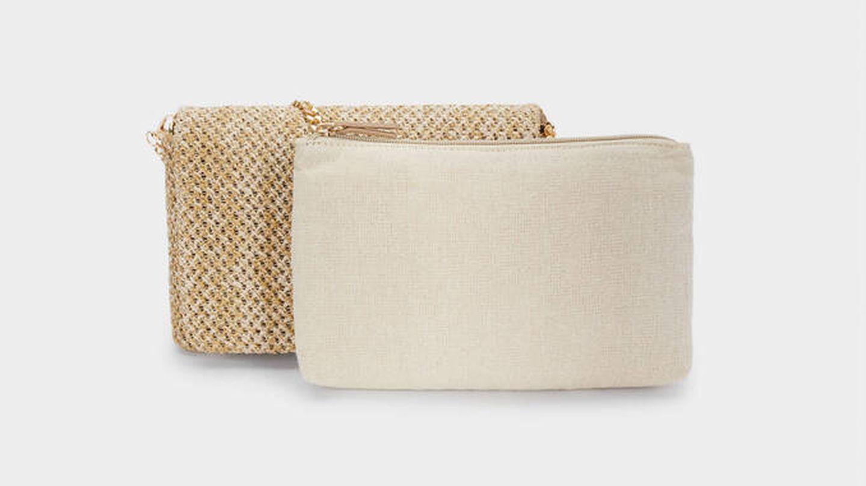 El bolso de Parfois cómodo y práctico. (Cortesía)