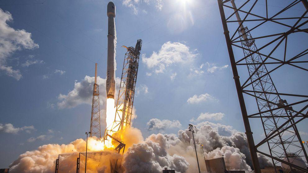 El accidente del cohete de SpaceX en su último intento de aterrizaje