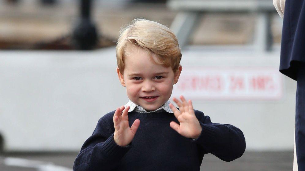 Foto: El príncipe George en una imagen de archivo. (Gtres)