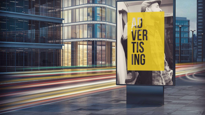 Un parado se gasta 500 euros en una valla publicitaria y no encuentra empleo