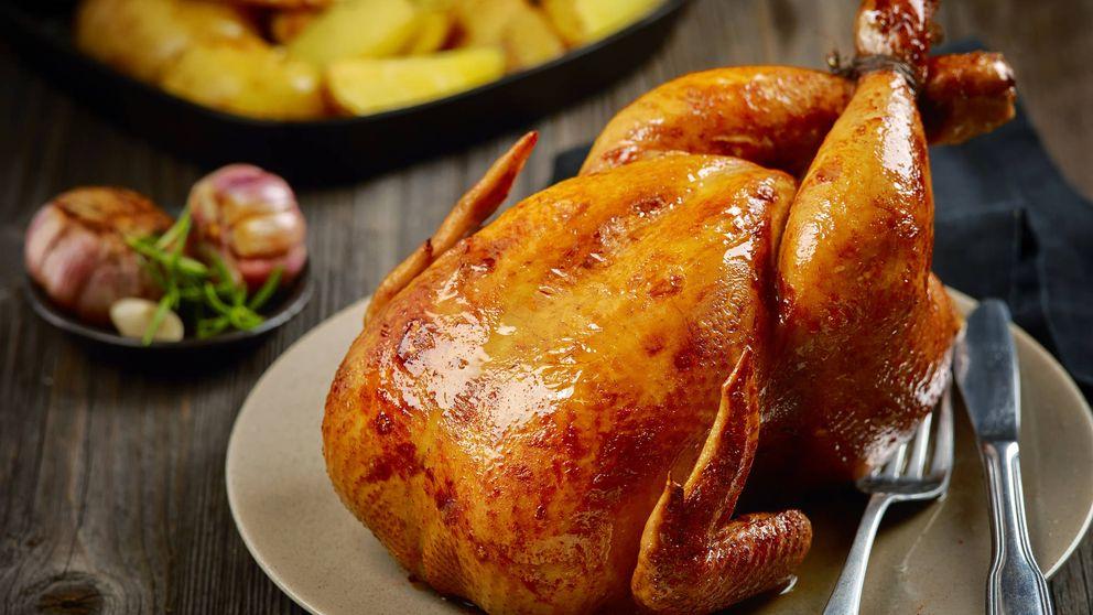 Cinco trucos fundamentales para que el pollo no te quede seco
