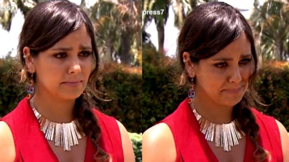 'Pekín Express' - Las lágrimas de Cristina Pedroche en la semifinal