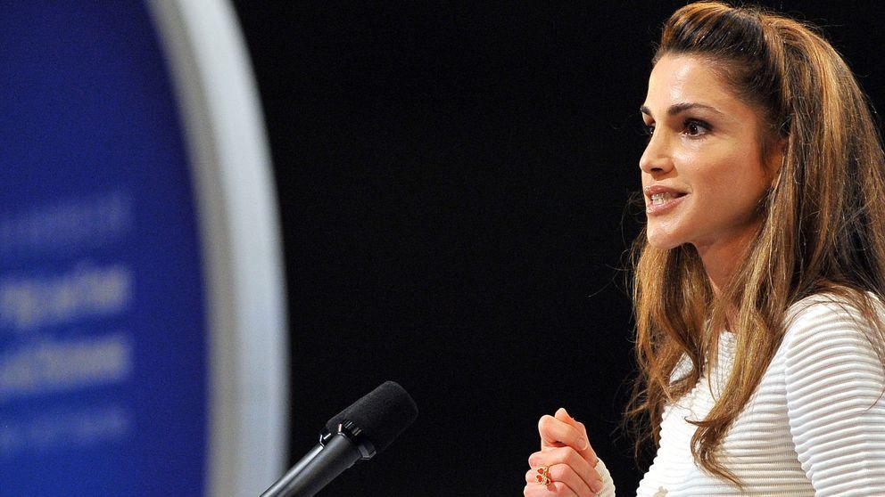 Una reina que entra en política: carta de Rania para defender a Gaza