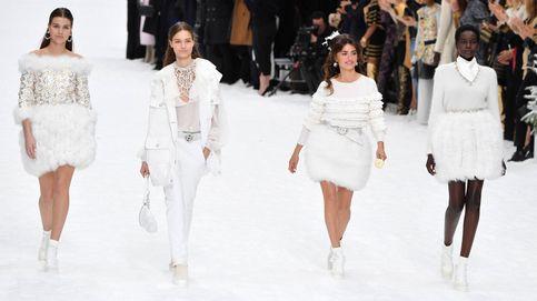 PFW: Penélope se sube a la pasarela de Chanel por Karl Lagerfeld