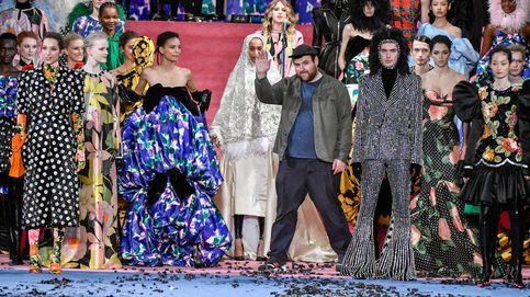 Richard Quinn, el nuevo enfant terrible de la moda