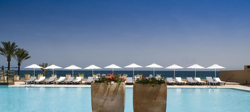 Foto: Imagen del Hotel Guadalmina. (HIP)