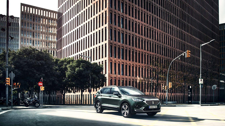 Foto: Imagen del nuevo SEAT Tarraco.