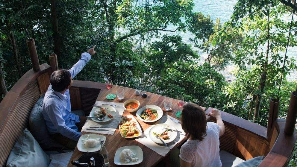 Los restaurantes más llamativos del mundo