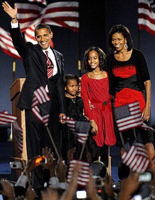 Foto: ¿Será Michelle Obama la nueva Jackie Kennedy?