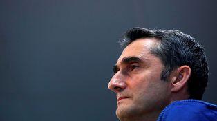 Valverde ya puede abrocharse el cinturón en el Barça: los torpedos no vienen de Madrid