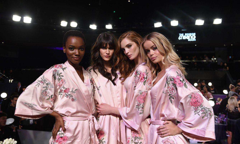 Nos colamos en el backstage de Victorias Secret Fashion Show (sin ...