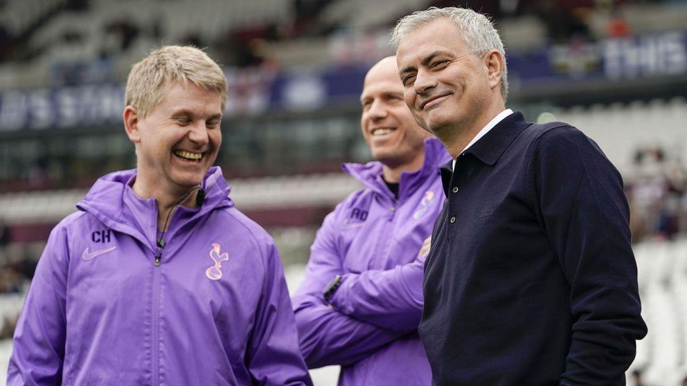 El zalamero Mourinho y el yo soy más blanco del socarrón Zidane