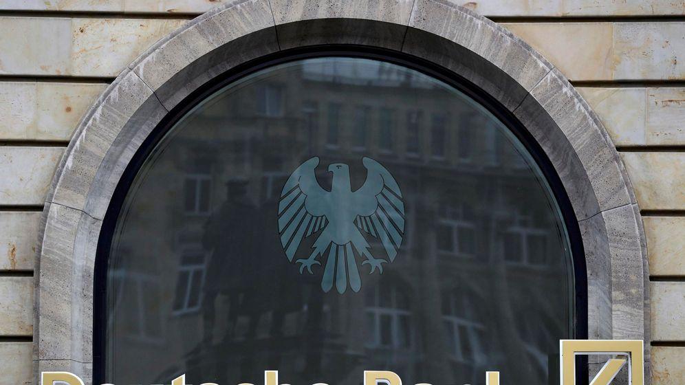 Resultados empresariales deutsche bank vuelve a numeros for Oficinas de deutsche bank