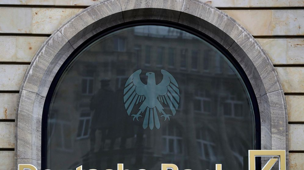 Foto: Oficina de Deutsche Bank (Reuters)