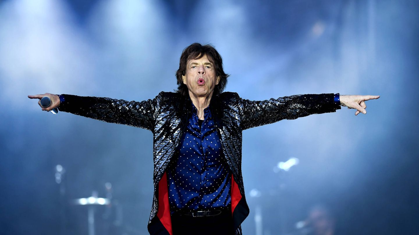 The Rolling Stones 'No Filter' (Getty)