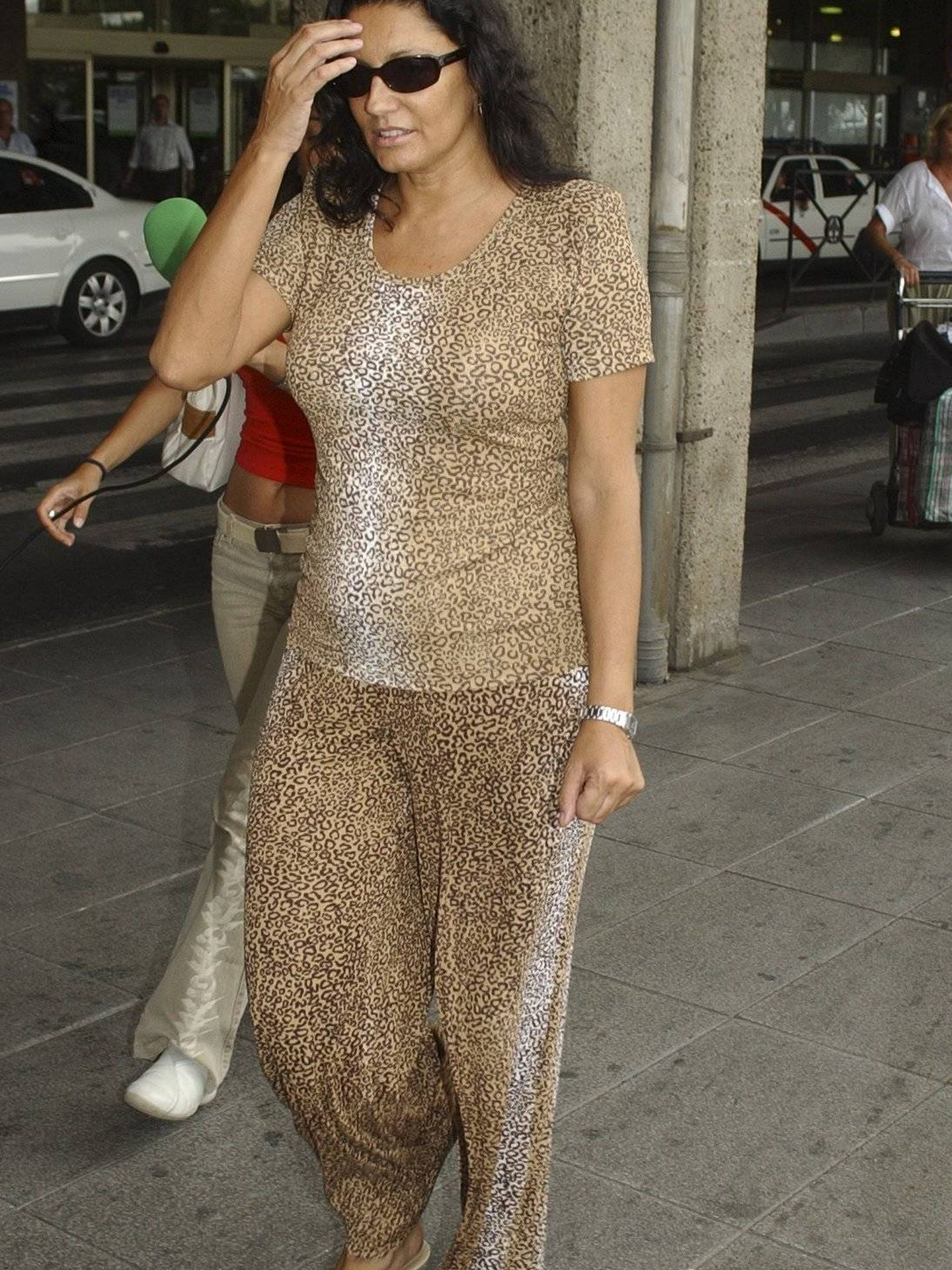 Carmen Ordóñez, en 2003. (Cordon Press)