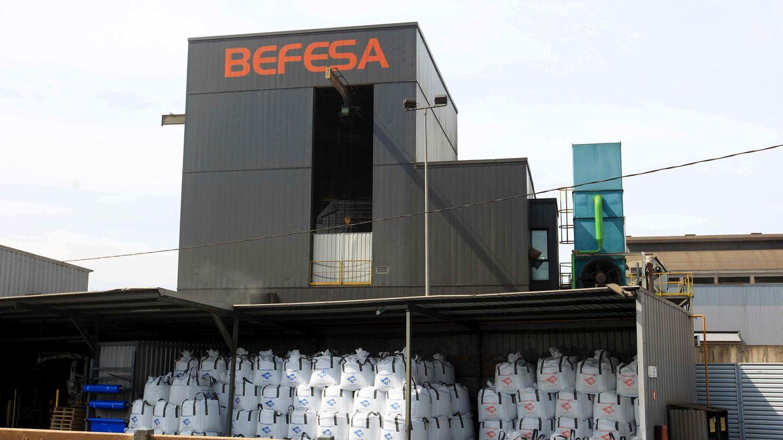 Alba compra un 3 % de Befesa por 70 millones y su participación supera el 5 %