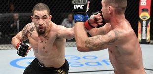 Post de UFC Fight Island 3: El rebrote de Whittaker y la llave de brazo de Werdum