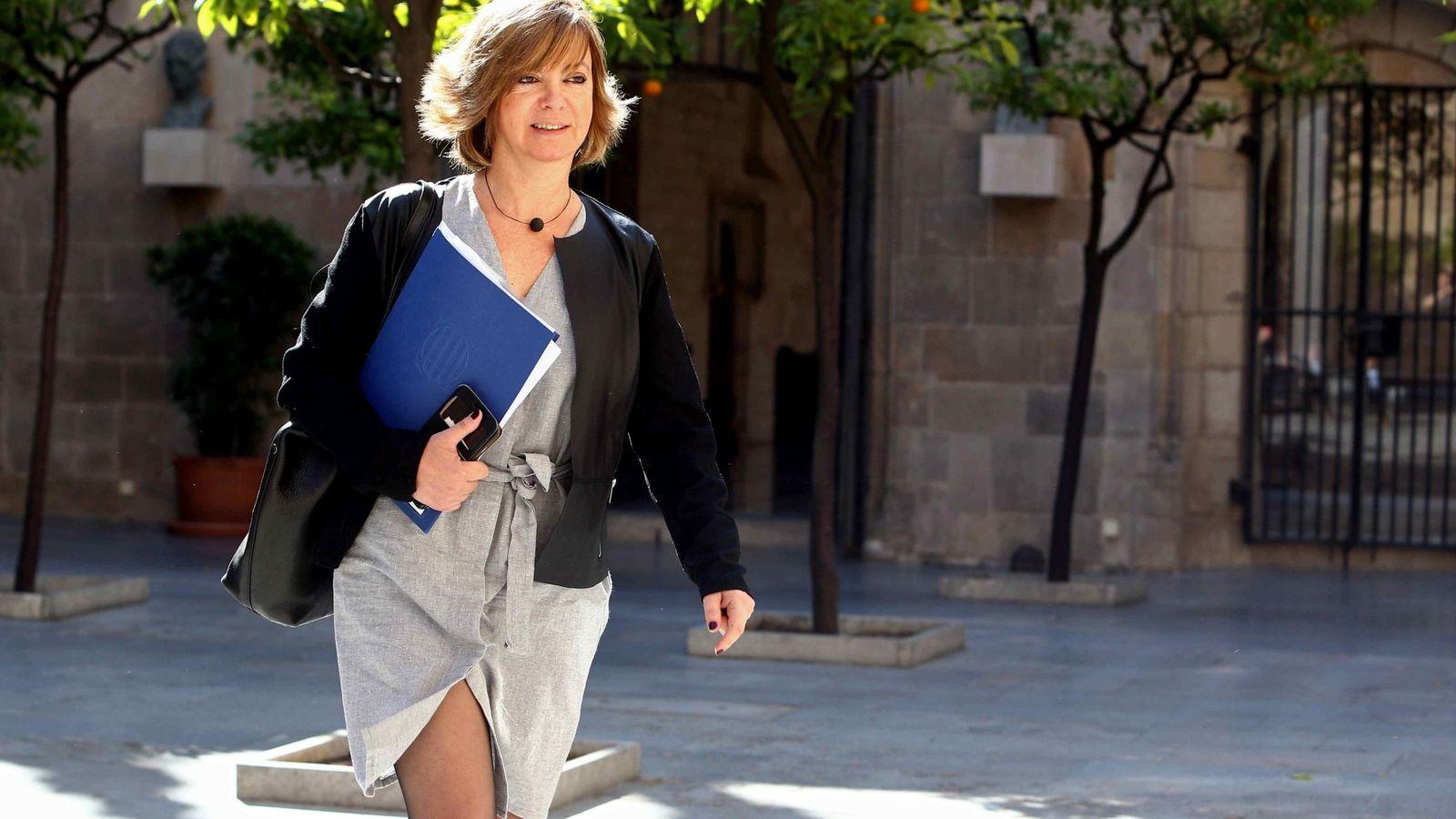 Foto: Meritxell Borràs, consellera de Gobernación. (EFE)