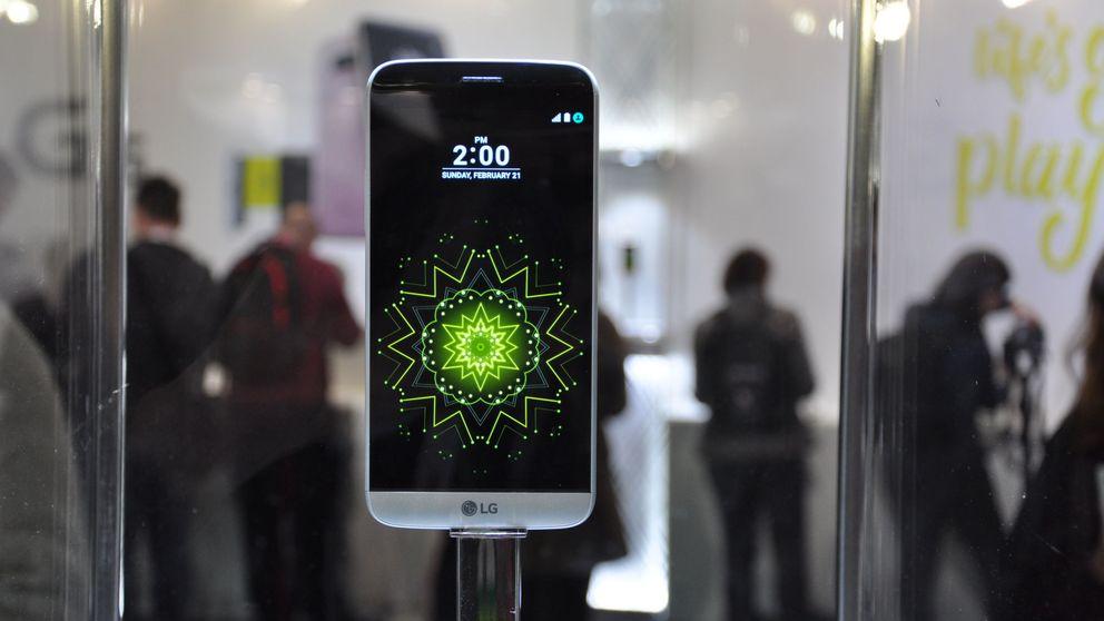 Doble cámara y modular: LG se desmarca con su smartphone G5