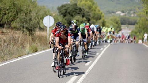 Contador hace su rutinario ataque, pero los favoritos llegan juntos a la meta