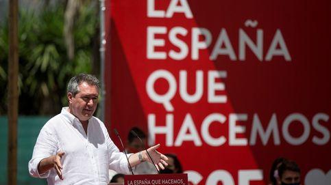 Díaz pacta su adiós con Espadas: asumirá en julio las riendas del PSOE andaluz