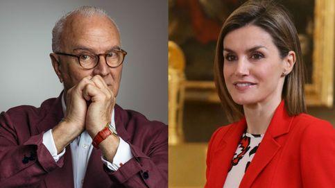 Manolo Blahnik saca pecho: La reina Letizia también compra mis zapatos