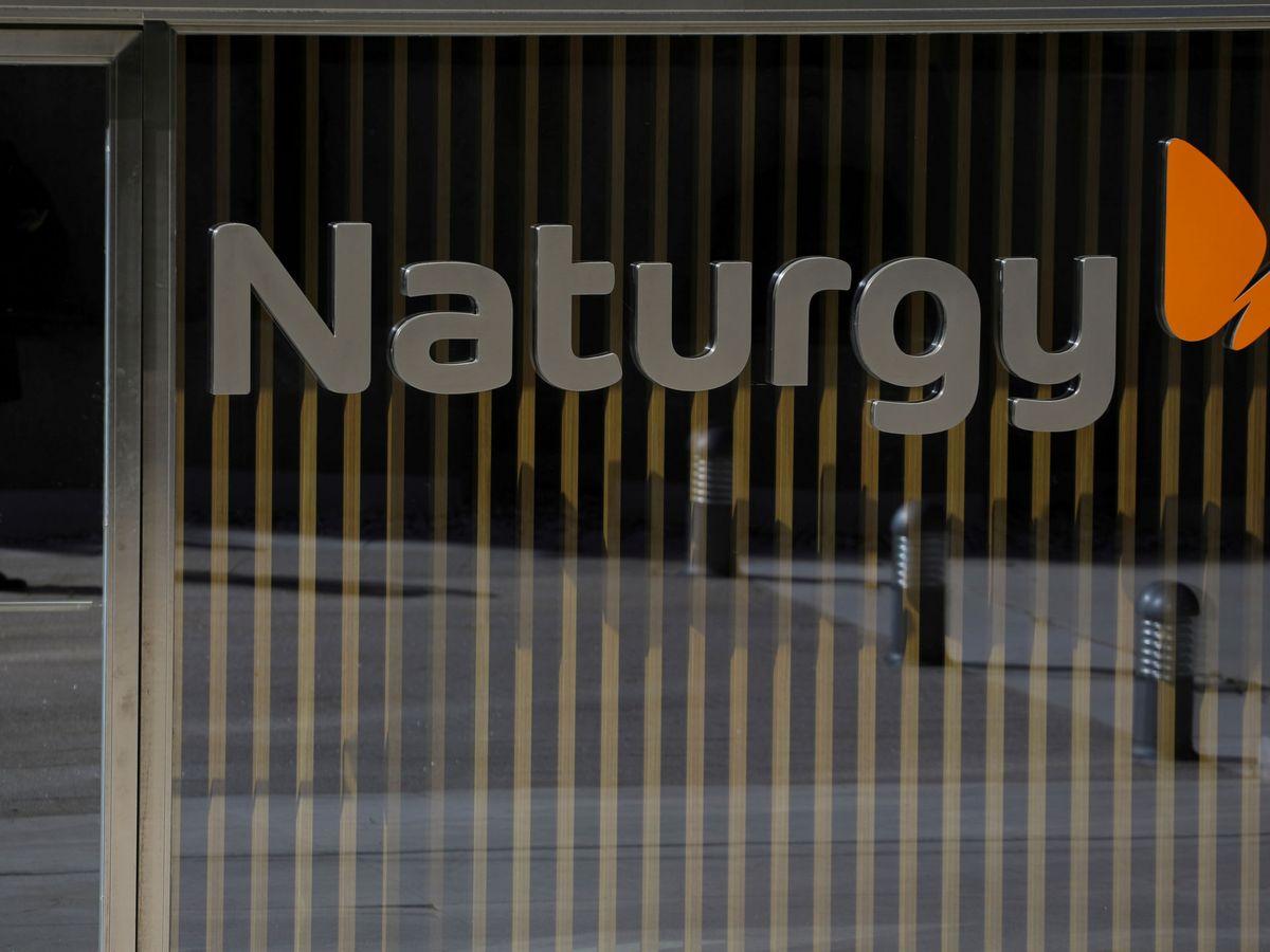 Foto: Logo de Naturgy (Reuters)