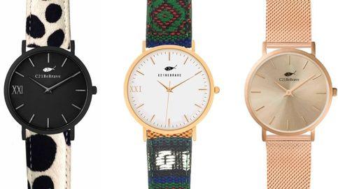 Los relojes 'made in Spain' que están arrasando en Instagram: 200K en 24 horas