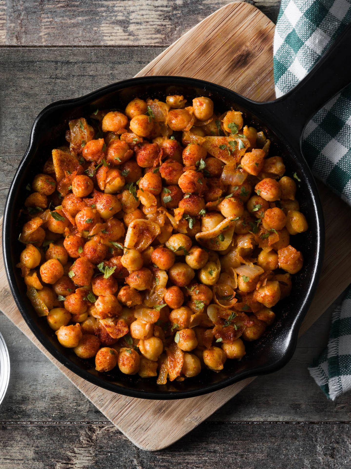Las legumbres constituyen una fuente de nutrientes.