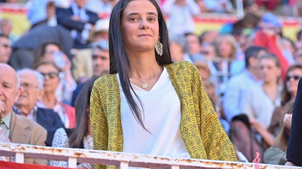 Foto: Victoria Federica de Marichalar, en Las Ventas. (Cordon Press)
