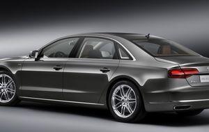 Máxima exclusividad del Audi A8