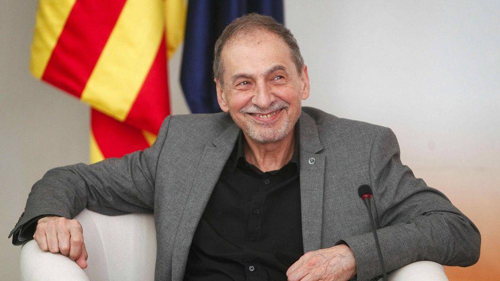 Foto: El dramaturgo y escritor Josep Maria Benet i Jornet. (EFE)