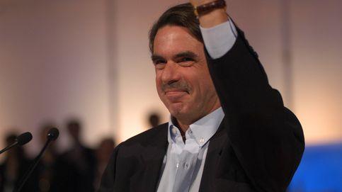 25 años de la victoria de Aznar: los famosos que eran noticia, de Lady Di a Marie-Chantal