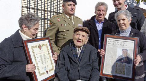 El hombre más viejo de España
