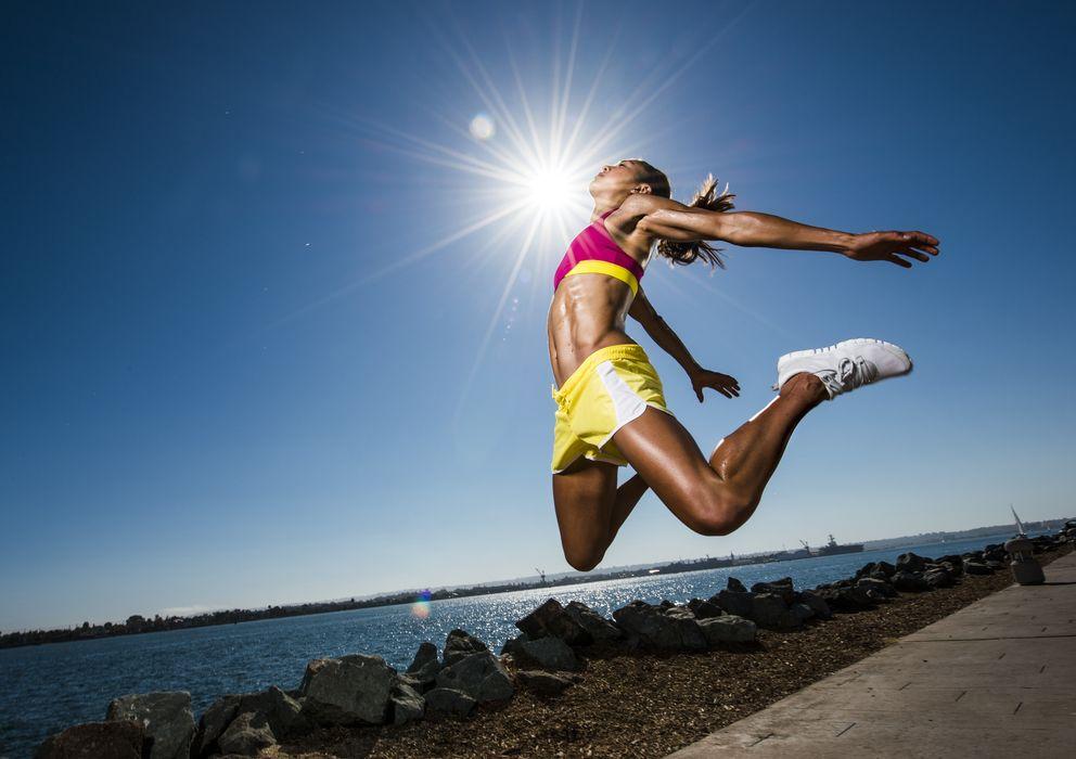Foto: Nuestro cuerpo debe de alcanzar un equilibro entre grupos musculares y ser capaz de mantener un mínimo tono físico. (Corbis)