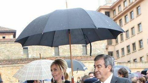 Esperanza Aguirre, Ana Botella y Álvarez Cascos, entre los invitados de la boda del año en Asturias