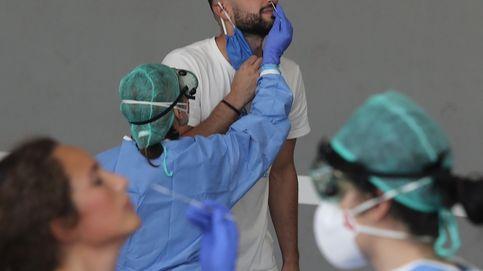 Así se ha vivido la evolución de los casos de coronavirus en España este 17 de agosto