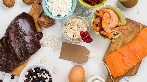 Descubre qué alimentos son la gran fuente de minerales
