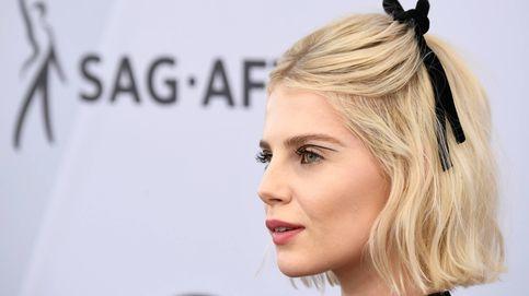 El eyeliner de fantasía de Lucy Boynton en los SAG que tú también puedes llevar