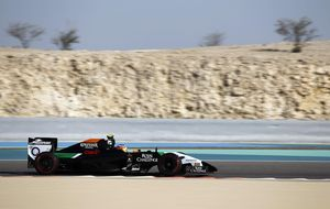 Force India, que la Fuerza te acompañe en esta temporada 2014