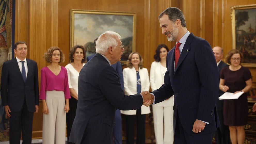 Trump recibirá a Felipe VI en el primer viaje oficial del gabinete de Sánchez