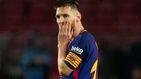 El Barcelona está molesto porque Messi no ha querido todavía hacerse 'la foto'